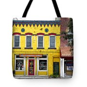 Little  Yellow Store Tote Bag