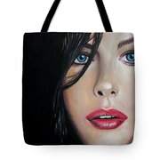 Liv Tyler Tote Bag