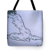 Live Nude Female No. 51 Tote Bag