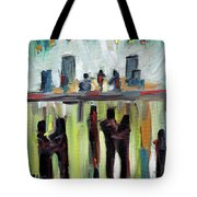 Live Show By Prankearts Tote Bag