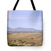 Livermore Valley Panorama Tote Bag