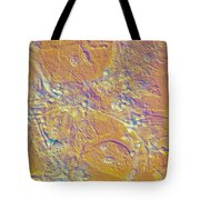 Living Candida Albicans Tote Bag