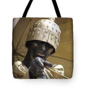Living Statue Tote Bag