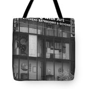 Living With Art Tote Bag