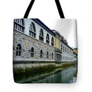 Ljubljana Reflections Tote Bag