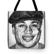 Ll Cool J In 2010 Tote Bag