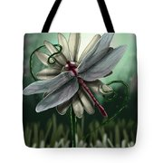 Ll's Dragonfly Tote Bag