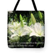 Loaf And Lilly Tote Bag