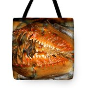 Lobster Mouth Tote Bag