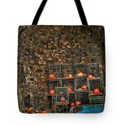 Lobster Pot Arch Tote Bag