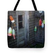 Lobsterman's House Tote Bag