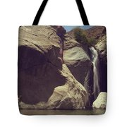 Location Shoot Tote Bag