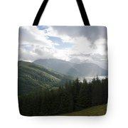 Loch Leven Tote Bag