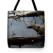 Log Jam Tote Bag