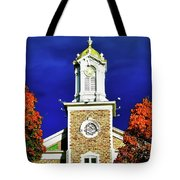Logan Utah Lds Tabernacle Tote Bag