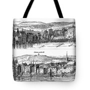 London, 16th Century Tote Bag