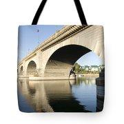 London Bridge II Tote Bag