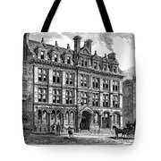 London: Daily News, 1885 Tote Bag
