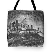 London: Fleet Street Sewer Tote Bag