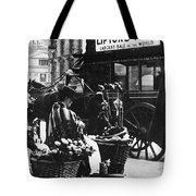 London: Flower Girl, C1900 Tote Bag