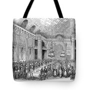 London: Freemasons Hall Tote Bag by Granger