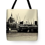 London From The Southbank Tote Bag