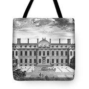 London: Montagu House Tote Bag