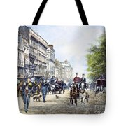 London: Piccadilly, 1895 Tote Bag