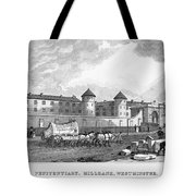 London: Prison, 1829 Tote Bag