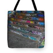 London Skatepark 4 Tote Bag