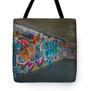 London Skatepark 5 Tote Bag