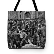 London: Soup Kitchen Tote Bag