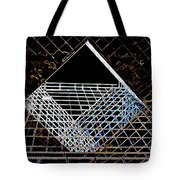 London Southbank Abstract Tote Bag
