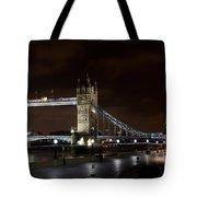 London Southbank View Tote Bag