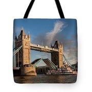 London's Burning Tote Bag