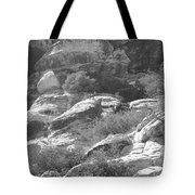 Lone Ram At Red Rock Canyon Tote Bag