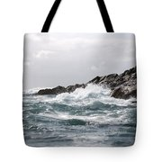 Lonely Cape St. James At Southern Point Tote Bag
