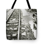 Lonely Chihuahua Tote Bag