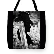 Lonely Cowboy Tote Bag