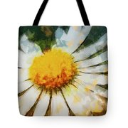 Lonely Daisy Tote Bag