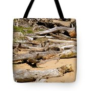 Lonely Driftwood Tote Bag