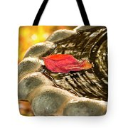 Lonely Fall Tote Bag