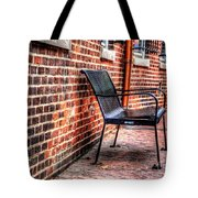 Lonely Seat Tote Bag