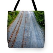 Long And To The Left Tote Bag