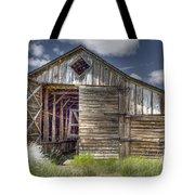 Long Barn Tote Bag