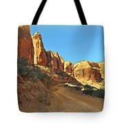 Long Canyon 1 Tote Bag