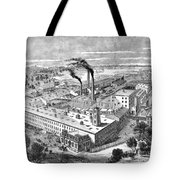 Long Island: Factory Tote Bag