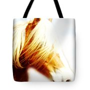 Long Mane Dreamy Tote Bag