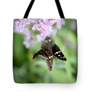 Long Tailed Skipper - Urbanus Proteus Tote Bag