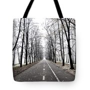 Long Way Tote Bag
